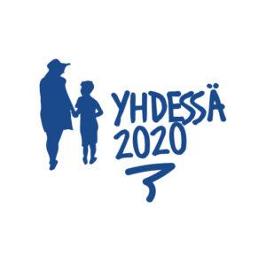 Yhdessä 2020 logo